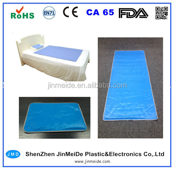 2016 Washable Cool Bed Pad / Gel Cool Sleeping Gel Pad For Adults ...