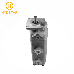 HGP222A/HGP-222A Gear Pump Triple Hydraulic