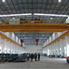 Workshop double girder 35t industry electric overhead crane price