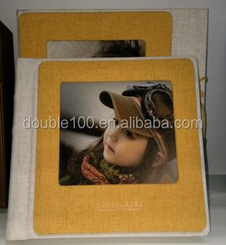 Simple Digital Cloth Baby Photo Book Album Cover - Buy Cloth Photo Album  Cover Product on Alibaba com