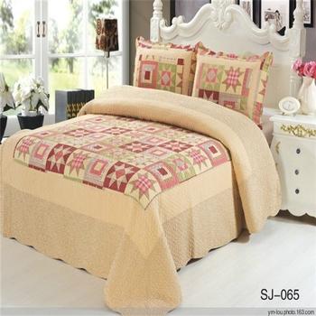 Embroidery Design Bed Sheet Set Wholesale Market Bed Sheets