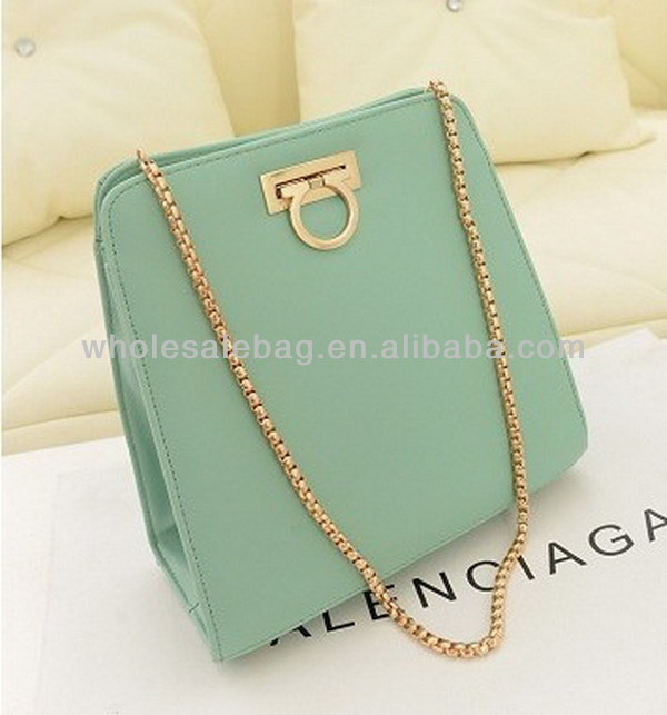 Long Chain Cute Sling Bag For Girls Beautiful Chain Messenger Bag ...