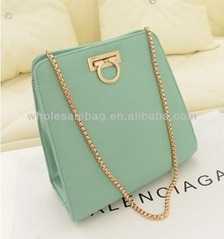 ea43612331db Long Chain Cute Sling Bag For Girls Beautiful Chain Messenger Bag Ladies  Cross Shoulder Bag With
