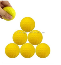 INDOOR PRACTICE GOLF BALL TRAINING BALL