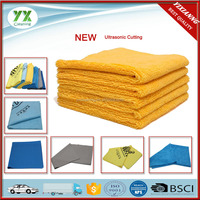 16x16IN Professional Edgeless Microfiber Auto Detailing Towels