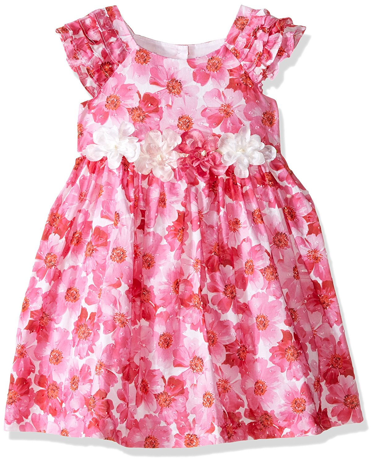 Buy Laura Ashley London Little Girls Brocade Dress In Cheap Price On