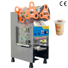 Automatic Plastic Cup Sealing Machine Paper Cup Sealer