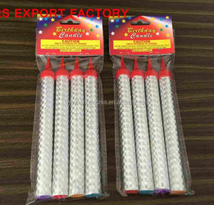 10cm 12cm 15cm 18cm 20cm 30cm chinese indoor birthday candle fireworks for sale