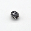 Stainless Steel Big Hole Beads Charm Jewelry Findings Animal Charms for Bracelet BXGZ042