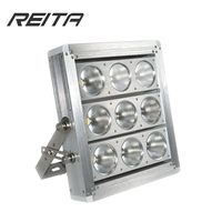 3in1 outdoor 500w dmx led flood light
