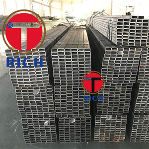 Torich MS Black Welded Rectangular / Square Steel Pipe/Tube