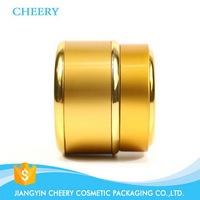 15ml 30ml 50ml aluminum jar for nail polish