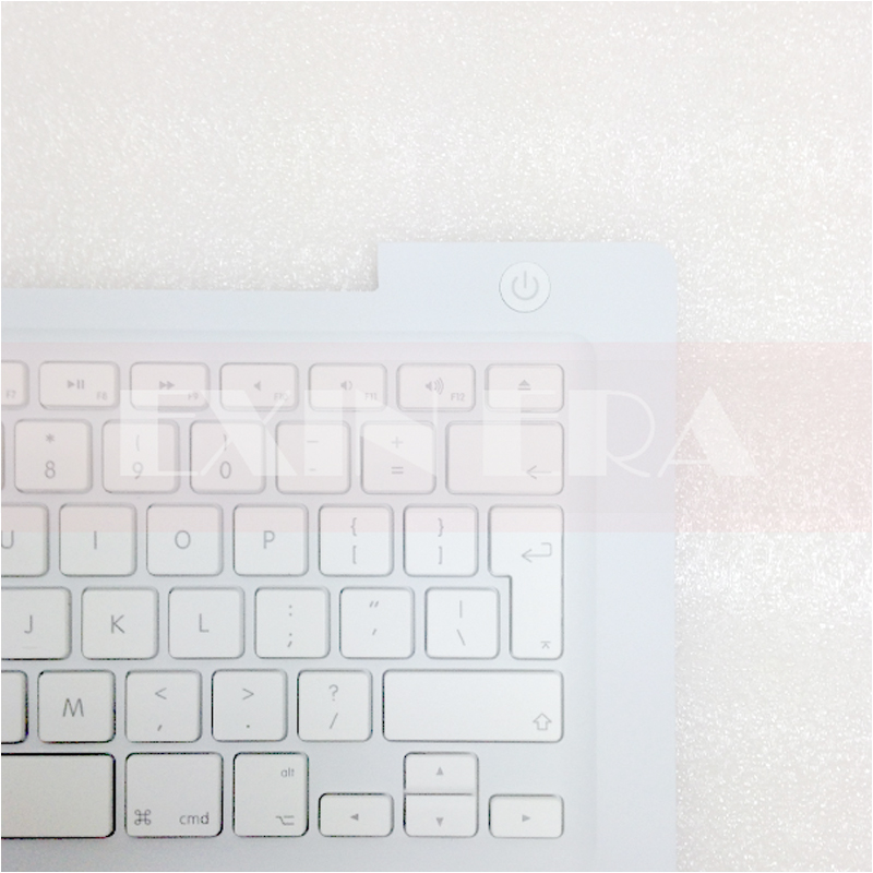 Azerty Layout Keyboard For Apple Macbook A1181 Fr French Keyboard ...