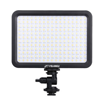 YELANGU Newly video Photographic equipment of LED Camera Fill Light for DSLR Camera