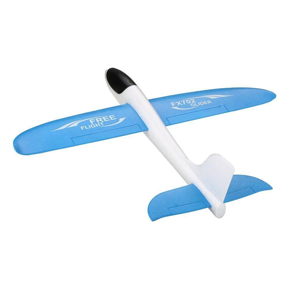 EPP Foam Hand Throw Airplane Aircraft Outdoor Launch Glider Plane Kids Gift Toy