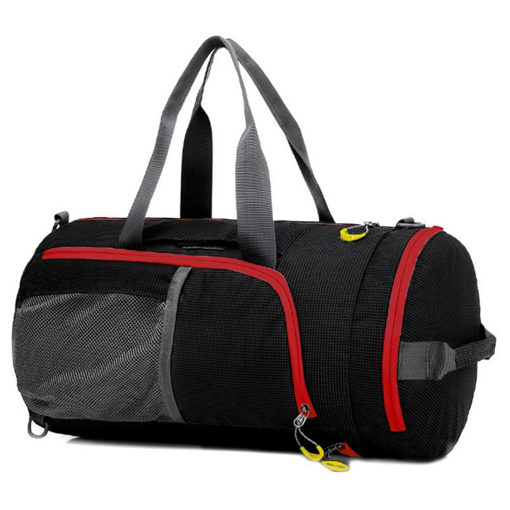 high quality womens round cute extra large travel sports bag gym duffle bags e4e35ef00