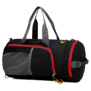 High Quality Womens Round Cute Extra Large Travel Sports Bag Gym Duffle Bags