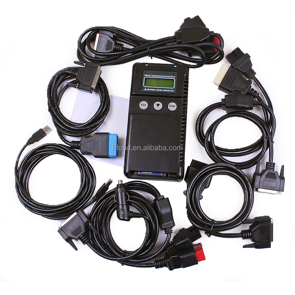 TF Card MUT-3 MUT III Scan Tool MUT3 Mitsubishi Diagnostic Tool For Cars And Truck Diagnostic Mitsubishi Mut-3 Scanner