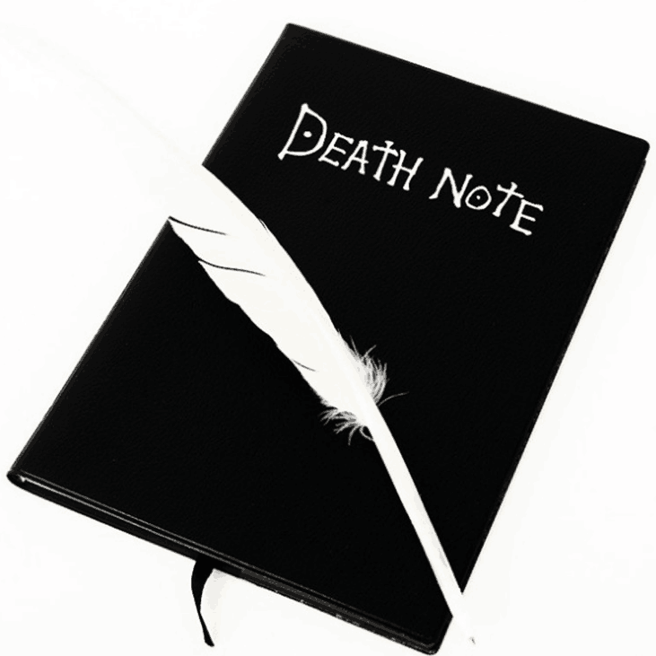De calidad superior death note notebook, Hot japanese anime death note book, Caliente death note cuaderno escolar