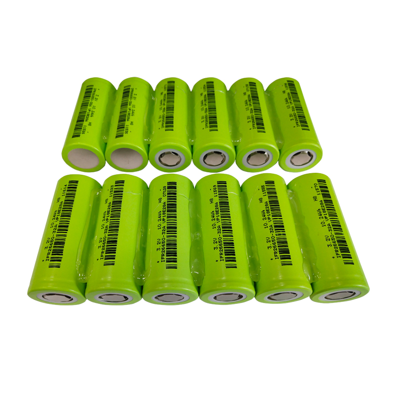 3s4P 9.6 V Lithium Ion LFP LiFePO4 Battery Pack