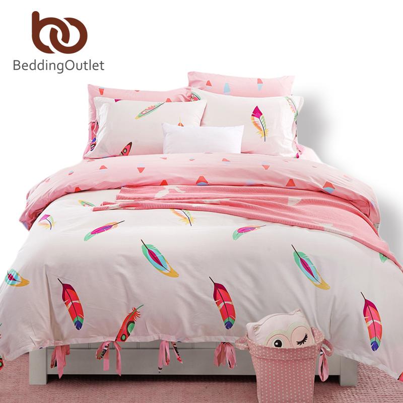 light pink duvet cover promotion shop for promotional light pink duvet cover on. Black Bedroom Furniture Sets. Home Design Ideas
