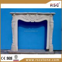 Cheap italian fireplace , resin mantel fireplace