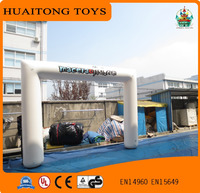 Hot sell advertising inflatable arch for outdoor activity/inflatable archway