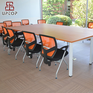 (SP-CS299) 2018 Wholesale price wooden rectangle training conference table meeting