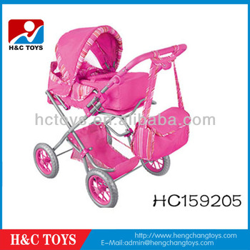 Metal Doll Car Seat Stroller HC159205