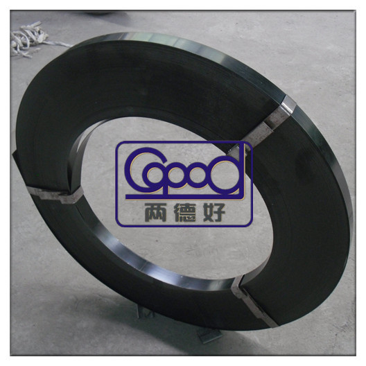 Heat Treatment High Tensile Steel Strapping for Packaging