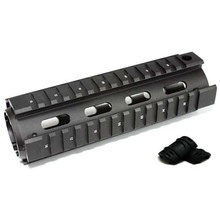 Vector Optics RIS Handguard Picatinny Weaver Quad Rail Mount System for AR15 M4