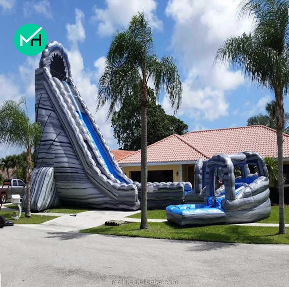 inflatable hurricane water slide inflatable hurricane water slide