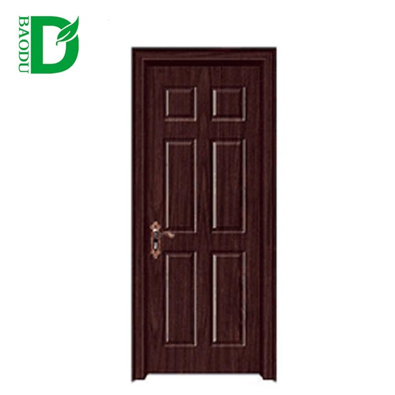 Dise os modernos de pvc mdf puertas de madera puertas identificaci n del producto 300010037394 - Puertas disenos modernos ...