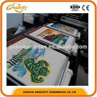 personalized custom football t-shirt mug cap sticker sublimation inkjet printing heat press machine cheaper prices in india