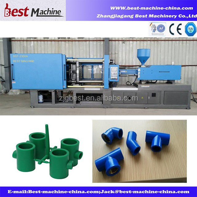 PPR Connection PIPE Fitting Making Machine(Jack)