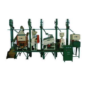 Automatic Complete Set Basmati Rice Importers Rice Mill