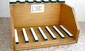 Har-Tru Storage Holder for LoveOne Score Keepers - Bocce, Tennis, PickleBall, Volleyball, Horseshoes, Badminton