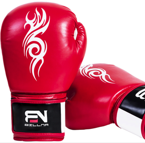 Twins Flame Winning Leather Custom Logo Boxing Gloves