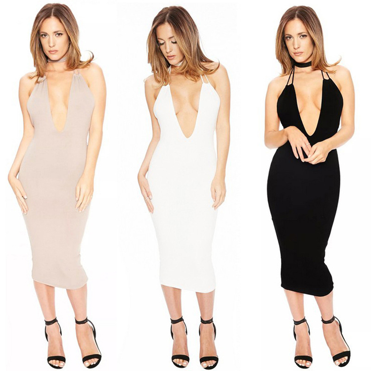 Free sample first night long dress backless lace up bodycon dress women sexy