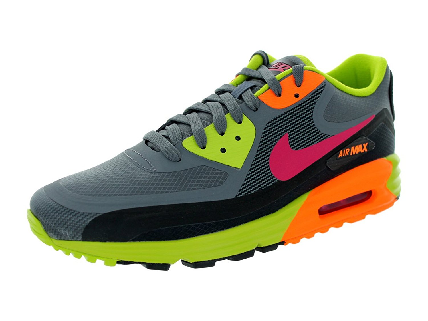 low priced 406c5 2d29b Get Quotations · Nike Men s Air Max Lunar90 Wr Running Shoe