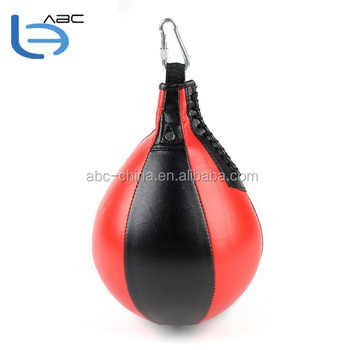 Boxing Speed Ball Punch Bag Punching Workout Speedball Fitness Training Ball