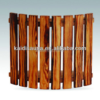 Promotional Sauna Wood Lamp Shade (KD 419)