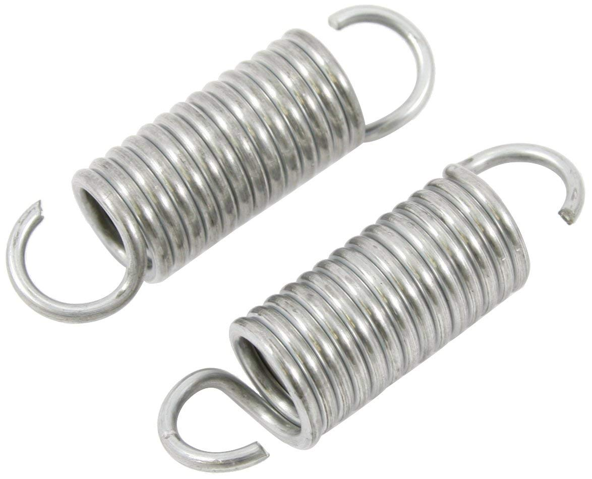 Forney 72543 Wire Spring Extension, 3/4-Inch-by-2-7/16-Inch-by-.105-Inch, 2-Pack