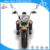 Licensed rechargeable 12V battery powered electric ride on motorcycle for kids 3 wheels