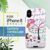 Customized design combo case, phone accessories new design tpu pc for iphone 4 5 6 7 8 X 10 case