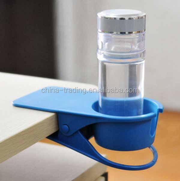 Big Size Table Desk Drink Clip Cup Holder