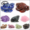 Fengshui Selling Natural Stones Toad Sculpture
