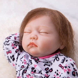 OtardDolls cheap baby doll reborn silicone and floss body reborn dolls is wholesale for customized