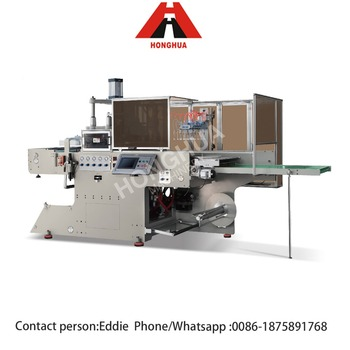 Plastic Thermoforming Machine BOPS PET PVC material
