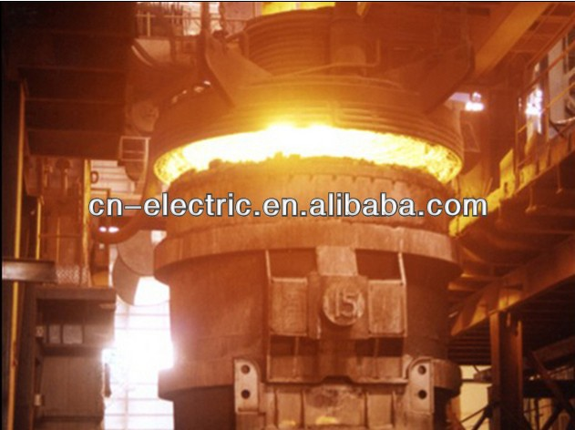 Steel Production Refining Furnace